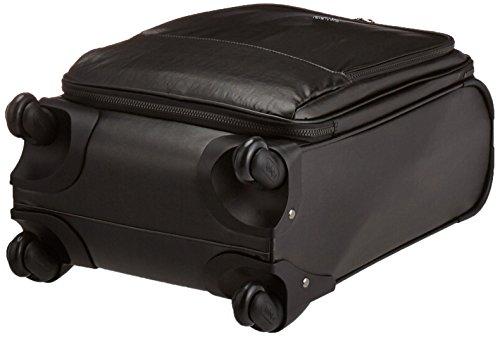 Kipling – MEDELLIN – Bolso para ordenador con ruedas – Metallic Blck – ( Negro)
