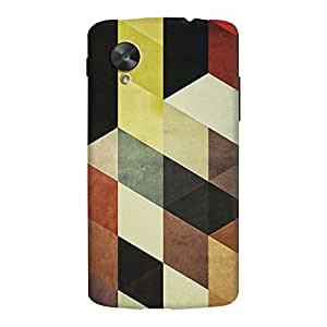 DailyObjects Tythyr Case For LG Google Nexus 5