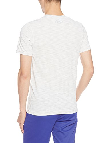 Underarmour Herren T-Shirt threadborne Seamless Under Armour white-overcast gray (1289596-100)