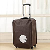 Just Life Dustproof Large Luggage Suitcase Protector Cover Fits Most (20