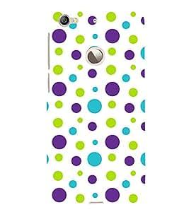 StudioArtz Sundae Ball Slim Fit Shock Proof Hard Polycarbonate Unique Matte Finish Printed Designer Mobile Phone Back Cover Case For Letv Le 1S, Letv Le 1S Eco