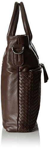 Tosca Blu - BERLINO, Borsa con Maniglia Unisex  Adulto Marrone (Braun (DARK BROWN C60))