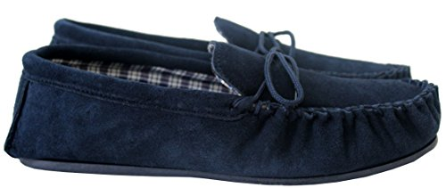 Sleepers  Slippers, Chaussons homme NAVY----245