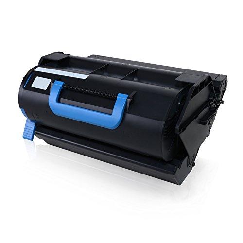 Preisvergleich Produktbild Rebuild Toner 45439002 Kompatibel zu OKI B731DN B731DNW MB770 Serie – Schwarz ca.36.000 Seiten – Made in Germany