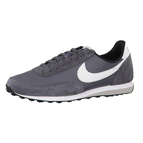 finest selection ced49 da4b7 Nike Lunarglide 8, Blanc   Noir Chaussures De Course À Pied Pour Femme