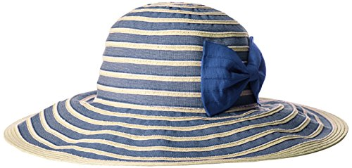 san-diego-hat-company-womens-washed-paper-and-ribbom-sunbrim-packable-hat-with-bow-denim-one-size
