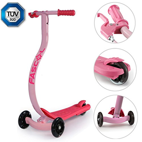 fascol-kinderroller-scooter-mit-handbremse-und-fussbremse-ergonomische-anti-rutsch-crash-vermeidung-