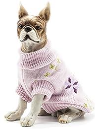 Ropa Para Mascotas Suministros Para Perros Perro Pequeño Cuello Redondo Perro De Dos Piernas Suéteres De