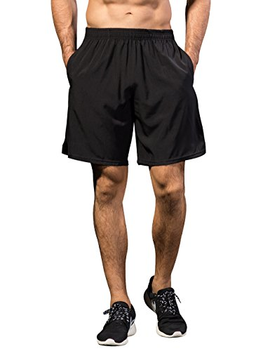 Fitibest pantaloncini uomo sportivi rapida quick dry casual per fitness running