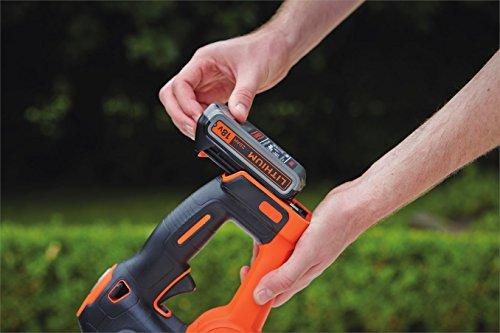 Black-Decker-GTC18452PCB-XJ-Taille-haies-anti-blocage-45-cm-18-V-2-Ah-chargeur-et-batterie-non-fournis
