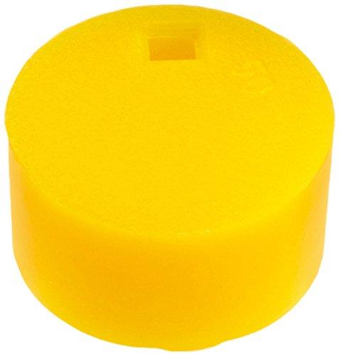 neoLab 7-8074 Kryoröhrchen-Deckeleinsätze, Gelb (500-er Pack)