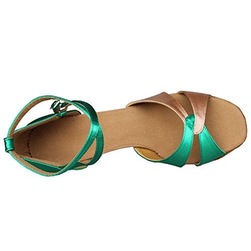 Kevin Fashion , Salle de bal femme Vert - vert