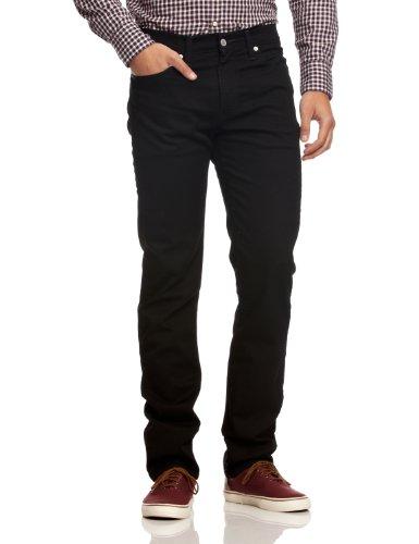 Levi's Herren Hose 511 Slim Fit, W30/L30, Schwarz (Moonshine) (Fit Jeans 511 Skinny)