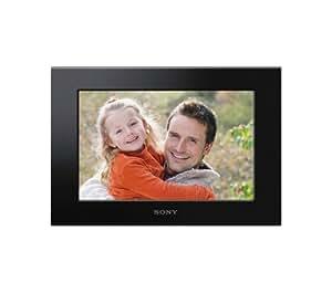 Sony DPF-C1000 Digitaler Bilderrahmen (25,4 cm (10 Zoll) Display mit ECO-Funktion, 16:10, SD/SDHC Kartenslot)