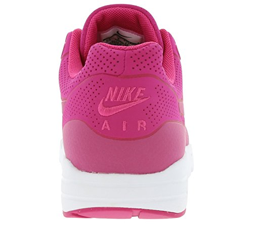 NIKE Pink Freizeit Damen-Sneaker AIR Max 1 Ultra Moire 704995 601 Pink