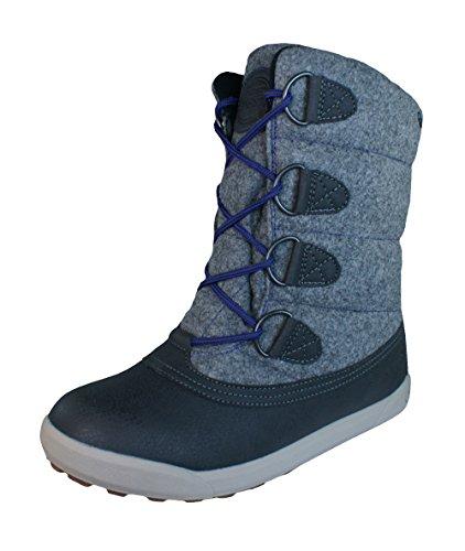 Hi Tec Lexington Mid 200i WP stivali da neve da donna, donna, Grey, 8 UK Shoe