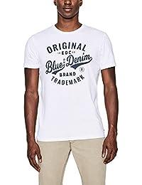 edc by Esprit 057cc2k056, T-Shirt Homme