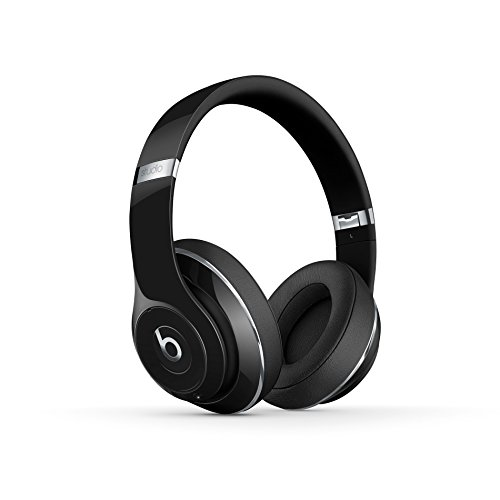 Beats by Dr. Dre Studio Wireless Casque supra auriculaire sans fil - Noir Brillant