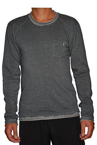 Pullover Uomo Collo rotondo Khujo grün (320_OLIVE) XL