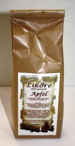 Apfel Likör Ansatz 180 g Fruchtig Tee-Meyer