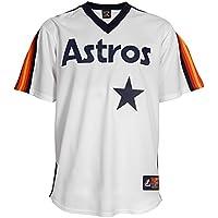 Luis Gonzalez Houston Astros Majestic MLB Cooperstown Replica Jersey (Gonzalez Jersey)