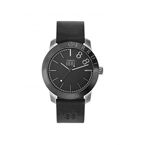 montre-homme-cerruti-1881-lago-negro-bracelet-silicone-cra154sub02bk