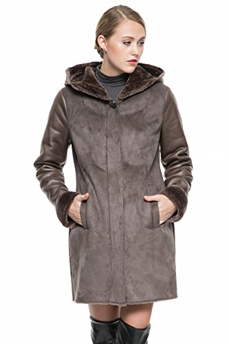 adelaqueen-womens-brown-middle-length-faux-suede-coat-with-fleece-lining-hood-size-4x