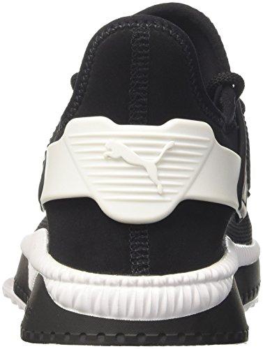 Puma Unisex Adults  Tsugi Cage Trainers  White Black  5 5 UK 5 5 UK