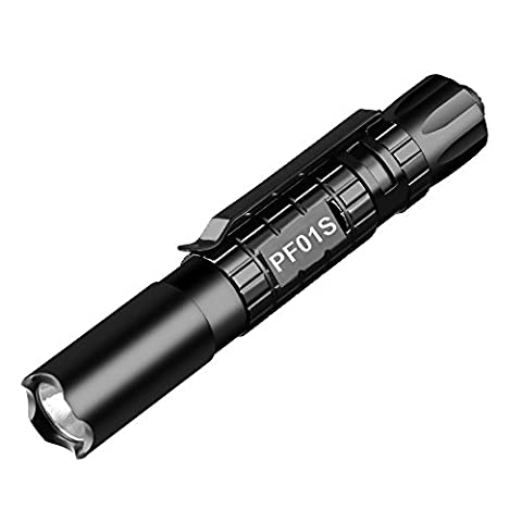 ThorFire PF01S Pen Torch, Mini Pocket Torch Pen lights Flashlight