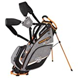 Wilson Staff Nexus III Standbag Schwarz/Orange
