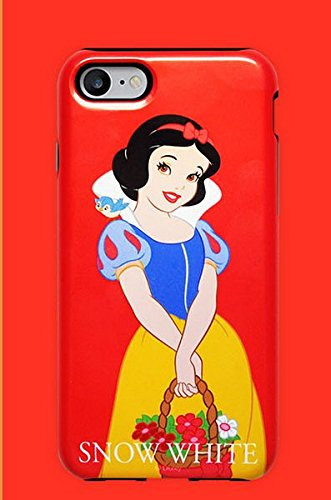 NEW DISNEY PRINCESS BLACK TPU MOBILE CASE FOR APPLE IPHONE 6/6S TINKERBELL REYE