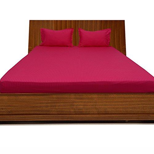 500tc-georgeous-3-spannbetttuch-streifen-pocket-grosse-508-cm-baumwolle-hot-pink-stripe-eu-double