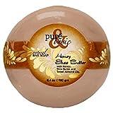 Pure & Basic Natural Bar Soap, Honey She...