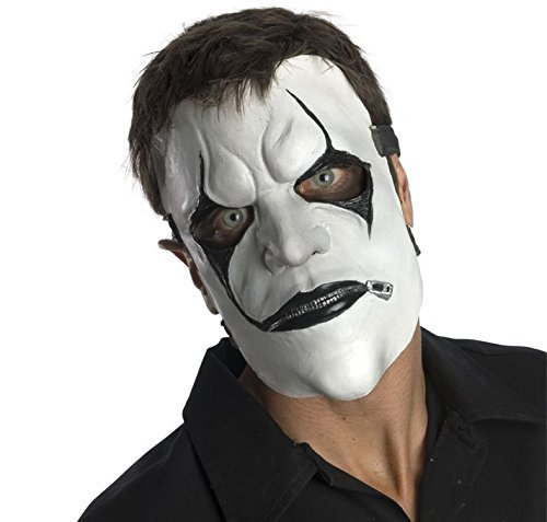 Slipknot Maske James (Reißverschluss Slipknot)