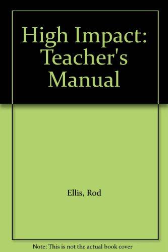 high-impact-teachers-manual