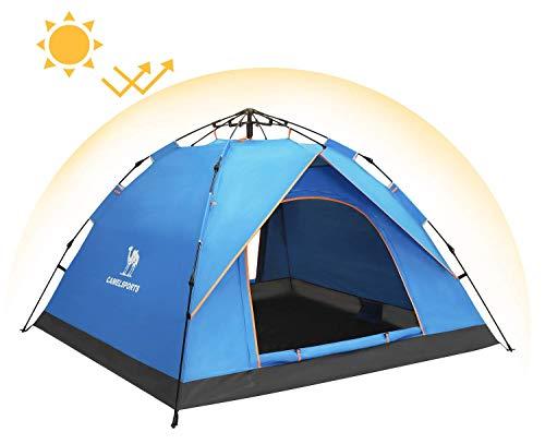 Large pop up tent