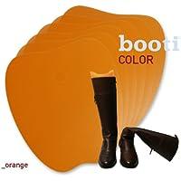 booti - Embauchoirs pour bottes COLOR - orange (8 pièces) pour 4 paires de bottes