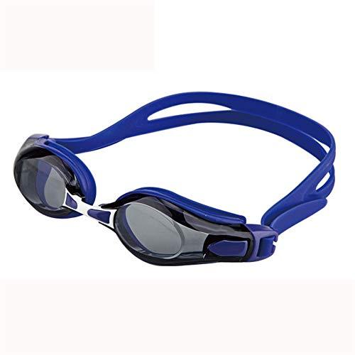 Lnyy Schutzbrille Anti-Fog-wasserdichte Big-Box-Schwimmbrille Männer und Frauen, die Ausrüstung schwimme