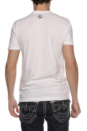 Whoopie Loopie Herren Shirt Motiv T-Shirt WHOOPIE SOLDIER Weiß