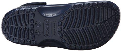 Crocs Classic, Sabots Mixte Adulte Bleu (Navy 410)