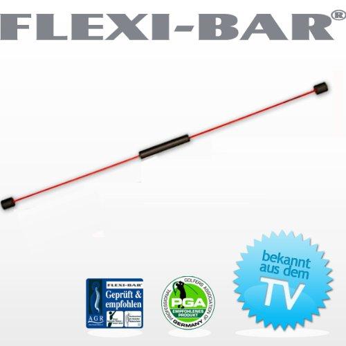 """FLEXI-BAR® Standard + DVD \""""Rücken Fit\"""" + DVD \""""Beckenbodentraining\"""""""