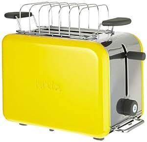 Kenwood - TTM 028 - Grille-pains, 900 watts, Jaune