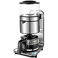 PLTJ-Pbs Máquina de café consumidor y Comercial de Acero Inoxidable Cuerpo automático de Vidrio