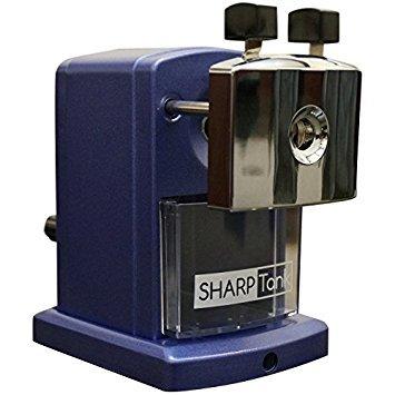 SharpTank Perfekte Anspitzer für Gebrauch im Klassenzimmer Metallic Plum - Tank Ada