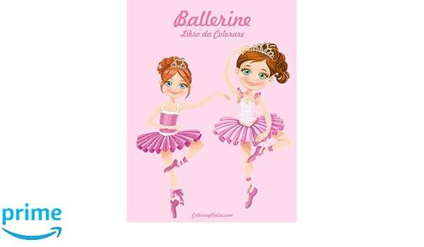 Disegni Di Ballerine Da Disegnare : Disegni di ballerine da colorare: disegno di ballerina da stampare