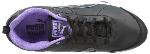 Puma Flextrainer SL Wn's Black / Dahlia Purple Black