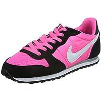 save off 43304 b123b Nike Genicco - Zapatillas para Mujer, Color Rosa/Negro/Blanco/Gris