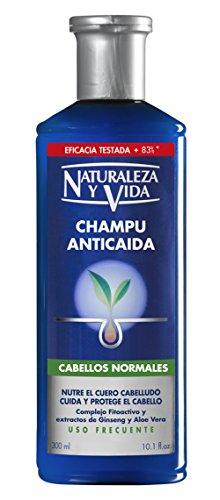 Perdita Capelli Shampoo Capelli Normali / Nutre & Protegge/ perdita capelli efficacia 83% dopo 6 (Perdita Di Capelli Mesi)