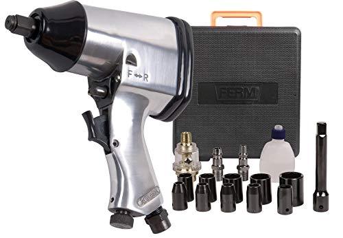 FERM ATM1043 Atornillador percusión aire comprimido