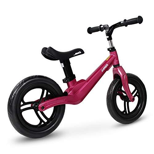 SENQI Bicicleta Equilibrio niños 12 Pulgadas, sin